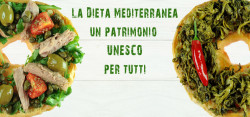 Dieta Mediterranea Patrimonio per tutti