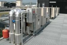 Pompa di Calore a batteria alimentati a Metano