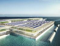 Il modulo può essere posizionato in un lago, in mare aperto, dentro un porto, lungo un fiume