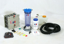 Kit generatore idrogeno ed ossigeno
