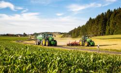 Ammodernare il parco macchine in attività nei nostri campi, mirando soprattutto a prevenire i rischi sul lavoro.