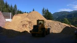 Fondo perduto per cippato e lavorazione del legno