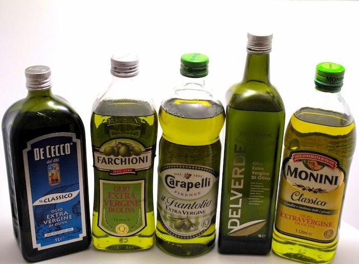 Comparto olio di oliva