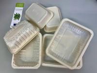 Olio di origano in confezioni biodegradabili